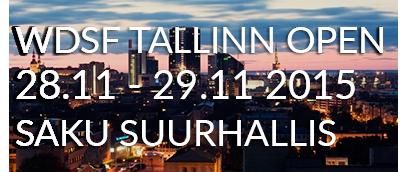 Tallinn Open 2015